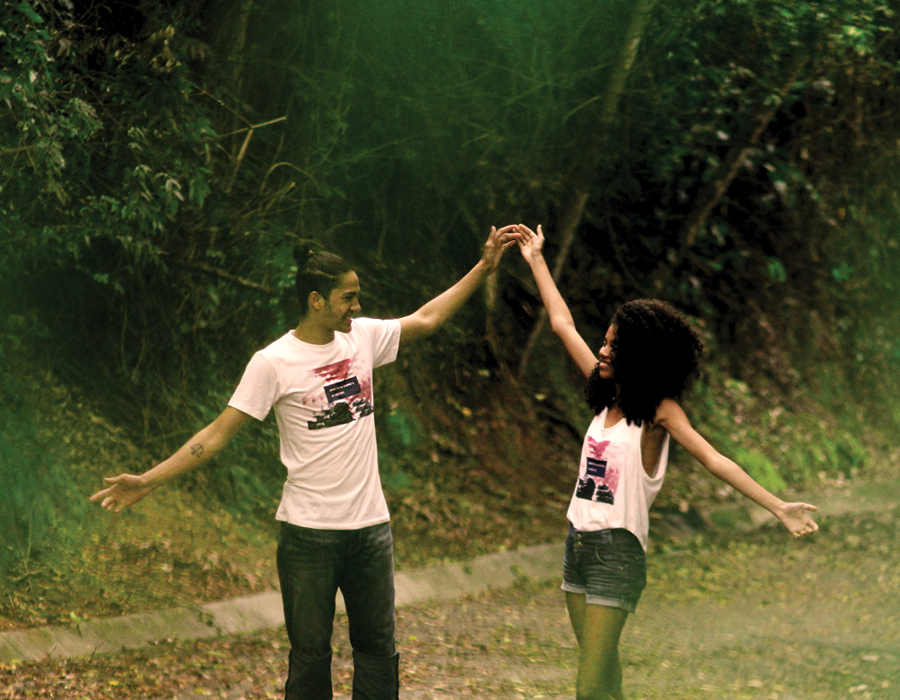 """Cielo Selva"" unisex t-shirt & tank top. Photography Mia Zaplana. Espiritu Santo, BR. 2016"