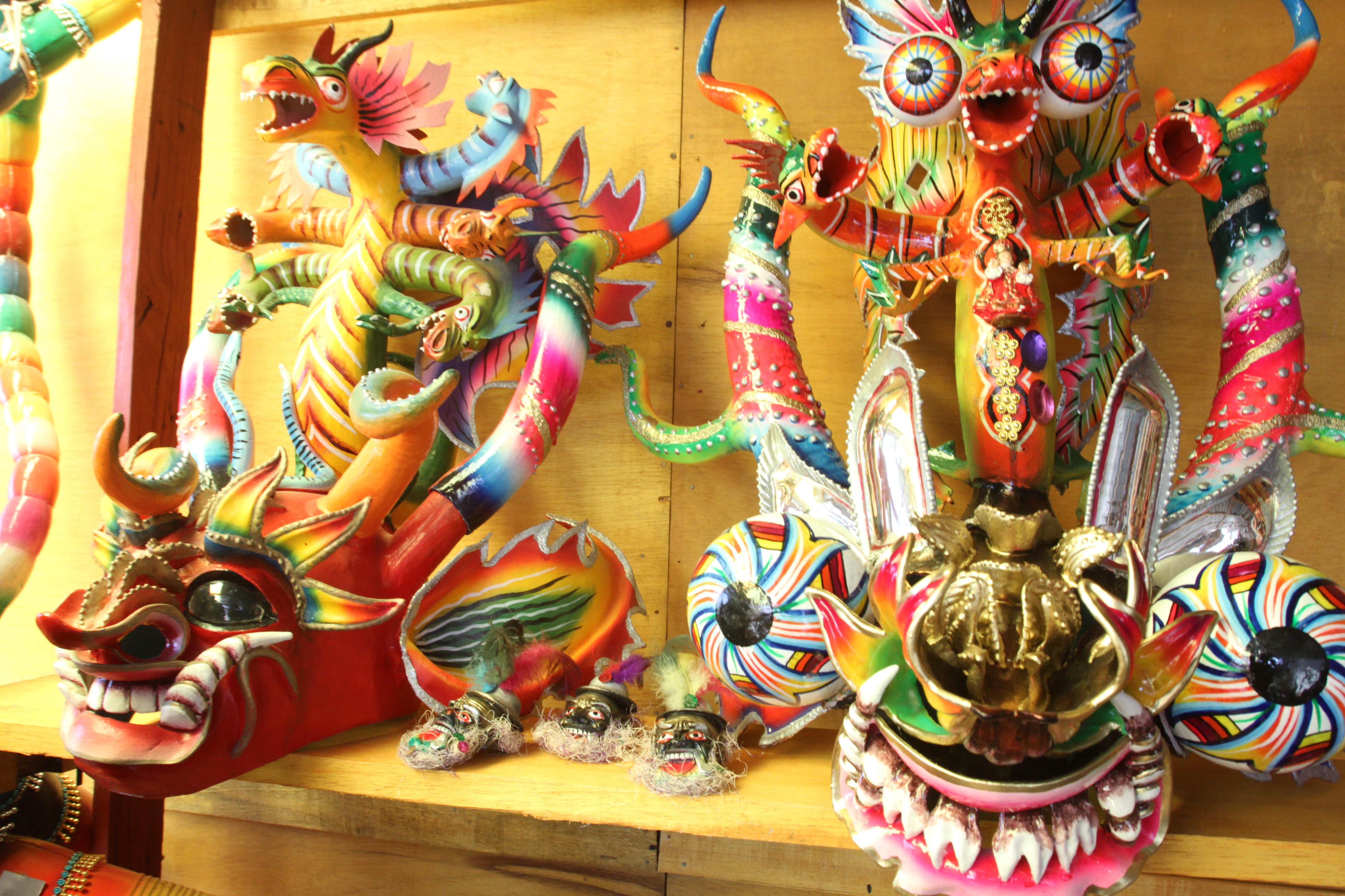 Máscaras-trabajadas-por-artesano-Juan-Manuel-Haron-21