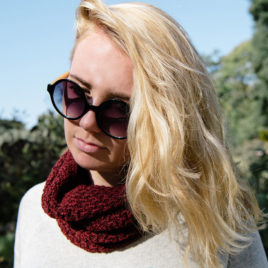 Huit – mini snood